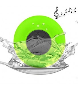 Altavoz Bluetooth waterproof  BT-Tech VERDE